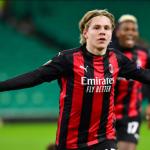 """Jens Petter Hauge, una estrella que ya disfrutan en Milán """"Foto: Ace Football"""""""
