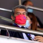 Laporta, cerca de cerrar un patrocinio de 500 millones para el Barça