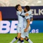 Joao Félix le regresa la sonrisa al Atlético | FOTO: LA LIGA