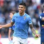 La Lazio disfruta del mejor Joaquín Correa