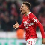 Jordan Larsson llama a la puerta de las grandes ligas europeas