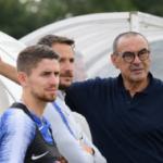 """Jorginho se aleja de la Juventus. Foto: Getty Images"""