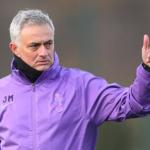 """Nuevo nombre en la lista de Mourinho: quiere a un diablo rojo que él mismo entrenó """"Foto: Express"""""""