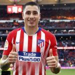 Giménez sigue sin garantizar su futuro en el Atlético