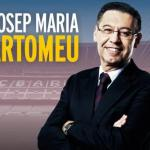 Josep María Bartomeu, presidente del Barça / FC Barcelona