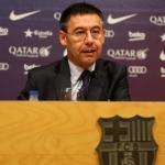Josep María Bartomeu. Foto: FCBarcelona.es