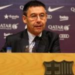 Josep María Bartomeu. Foto: FC Barcelona.