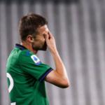 """""""¿Qué pasa con Josip Ilicic? Foto: Getty Images"""""""