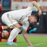 """El Real Madrid estudia la cesión de Luka Jovic """"Foto: Defensa Central"""""""