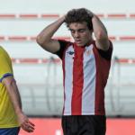 """Juan Artola, la perla del filial del Athletic que pide ascender al primer equipo """"Foto: ElDesmarque"""""""
