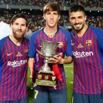 Juan Miranda se revaloriza y el Barça escucha ofertas / Twitter