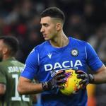 El Inter piensa en Musso como relevo de Handanovic