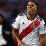 """Nueva y definitiva oferta para la salida de Juanfer Quintero de River Plate """"Foto: Olé"""""""