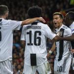 Jugadores de la Juventus celebrando un gol. Foto: Eitb.eus