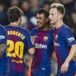 Jugadores del FC Barcelona. Foto: FCBarcelona.es