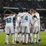 Jugadores del Real Madrid. Foto: LaLiga.es