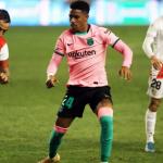El Barça ya ha decidido qué hacer con Júnior Firpo. Foto: mundodeportivo.com