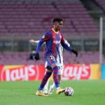 Dos clubes de la Premier League ponen sus ojos sobre Júnior Firpo. Foto: tbrfootball.com