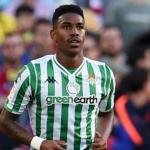 Junior Firpo se centra en el Betis y no en el FC Barcelona / Goal.com