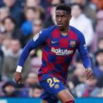 El Barça coloca a Junior Firpo en la lista de transferibles