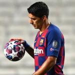 a Juve ha llamado personalmente a Luis Suárez para descartar su fichaje. Foto: Marca