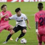 El Manchester City prepara una oferta por Kang-in Lee