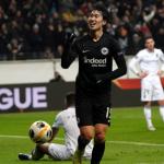 """La joven promesa del Eintracht que ha maravillado al mundo """"Foto: Transfermarkt"""""""