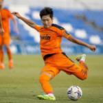 El Real Betis pendiente de la situación de Kang-In Lee