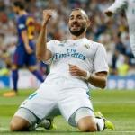 Karim Benzema celebra un gol / realmadrid.com