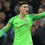 Kepa niega al Real Madrid / BBC.co.uk