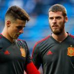 Las dudas de la portería española de cara a la Euro 2020