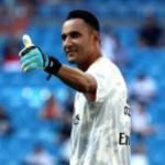 La importante oferta del PSG por Keylor Navas. foto: real madrid