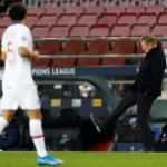 Los tres señalados por Koeman después de la derrota ante el PSG