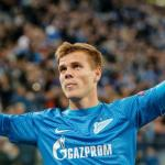 Kokorin ya entrena con el Zenit / BBC.co.uk