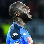 """Koulibaly sigue siendo uno de los mejores centrales del mundo """"Foto: Gazzetta dello sport"""""""