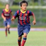 Kubo se fue al eterno rival tras formarse en el Barça