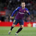 La curiosa situación de Arthur en el Barcelona / FCBarcelona.es
