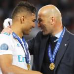 La extrema confianza de Zidane en Casemiro / Rpp.pe