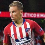 La gran vía de escape de Marcos Llorente del Atlético / Youtube.com