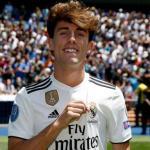La incongruencia del Real Madrid con Odriozola / Realmadrid.com