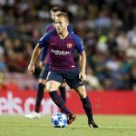 La Juve no se olvida de Arthur / FCBarcelona.es