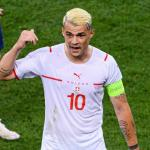 La Juventus se fija en Granit Xhaka / TheSun