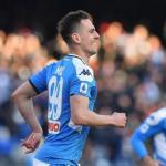 La Juventus sigue avanzando por Milik / Eldesmarque.com