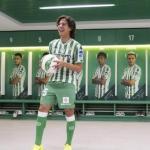 La Lazio quiere sacar a Diego Lainez del Real Betis / RealBetisBalompie.es