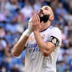 La razón por la que Karim Benzema no ganará el Balón de Oro 2021