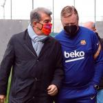 Fichajes Barcelona: El lateral izquierdo que sigue Laporta para la próxima temporada
