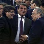 """Vuelve la guerra Florentino-Laporta con dos fichajes de mucho renombre internacional """"Foto: El Confidencial"""""""