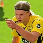 Salvo sorpresa, Erling Haaland saldrá del Dortmund el próximo verano. Foto: Getty