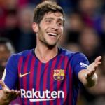 """Los planes del Barça para su lateral derecho """"Foto: Mundo Deportivo"""""""
