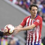 """Las cábalas de Diego Pablo Simeone en su lateral diestro """"Foto: Futbolete.com"""""""